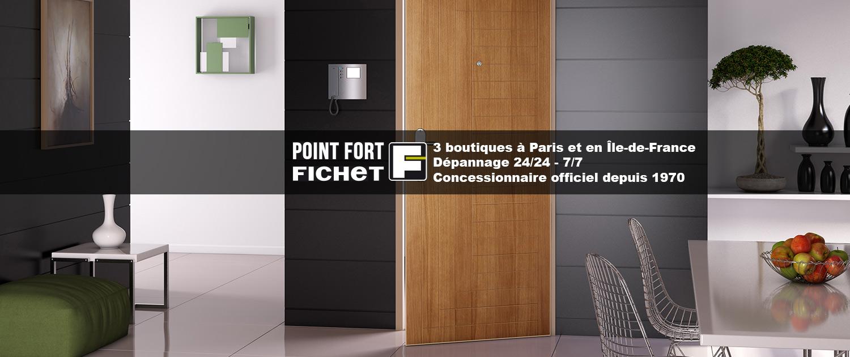 Home Garde Protection Point Fort Fichet Paris