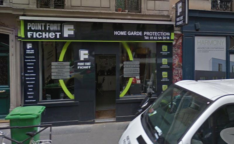 home garde protection paris agence saint germain