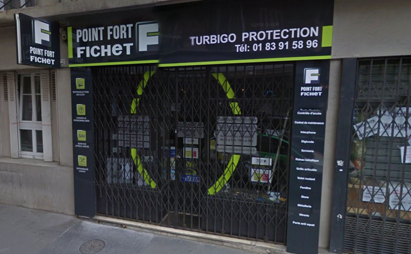 home garde protection paris agence turbigo