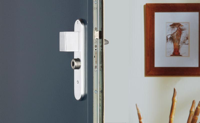 porte blind e fichet protecdoor paris home garde protection point fort fichet paris. Black Bedroom Furniture Sets. Home Design Ideas