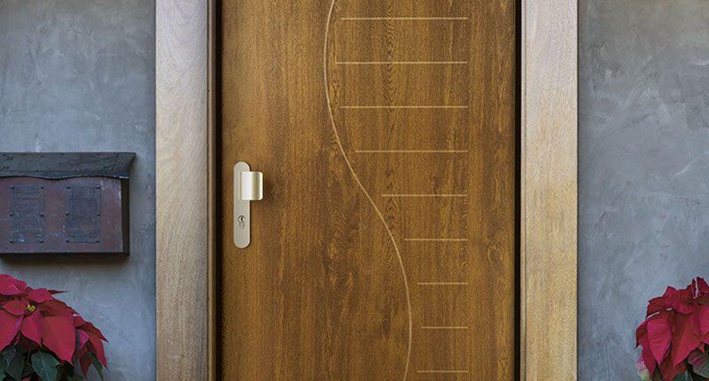 Porte blindée Fichet Stylea S Paris 75005