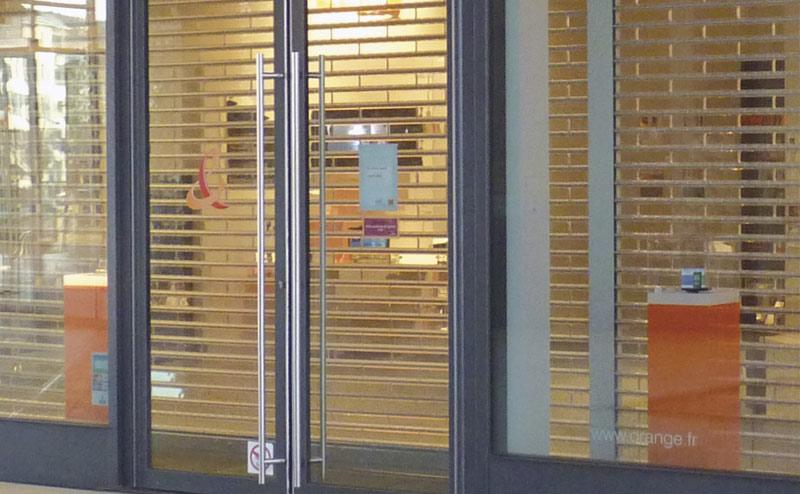 Rideau métallique Murax Vision à Paris
