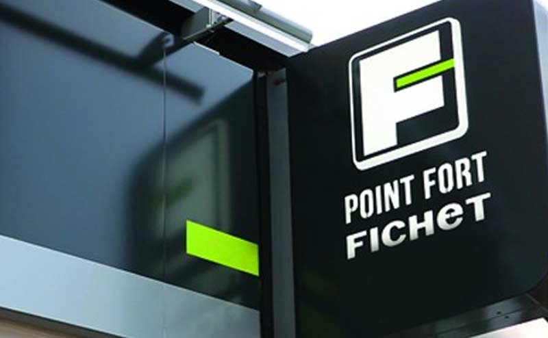 Point Fort Fichet à Paris 75005
