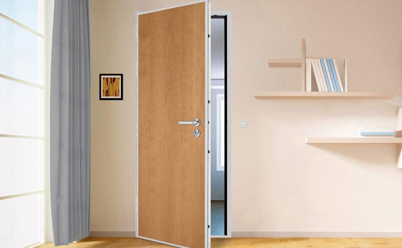 Porte Blind E Picard Pour Appartement Home Garde Protection Point Fort Fichet Paris