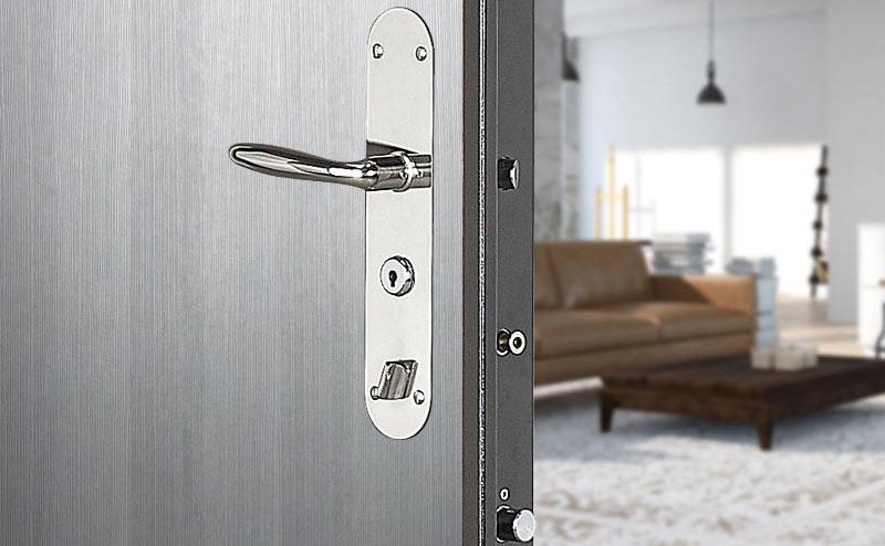 porte blind e picard pour appartement home garde. Black Bedroom Furniture Sets. Home Design Ideas