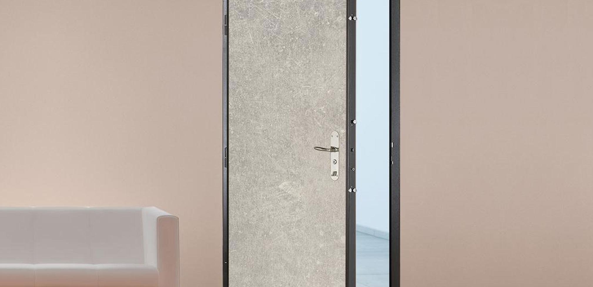 porte blind e picard maison paris home garde protection. Black Bedroom Furniture Sets. Home Design Ideas