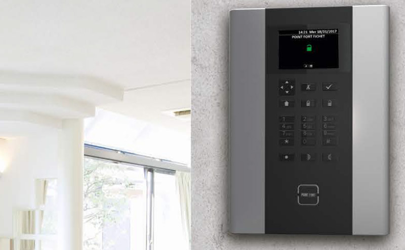 alarme sans fil fichet prot gez efficacement votre habitation. Black Bedroom Furniture Sets. Home Design Ideas