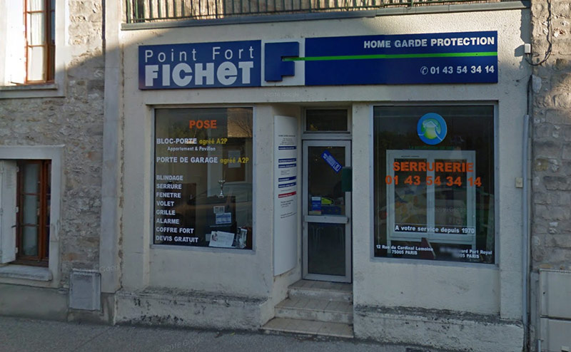 Point Fort Fichet 77