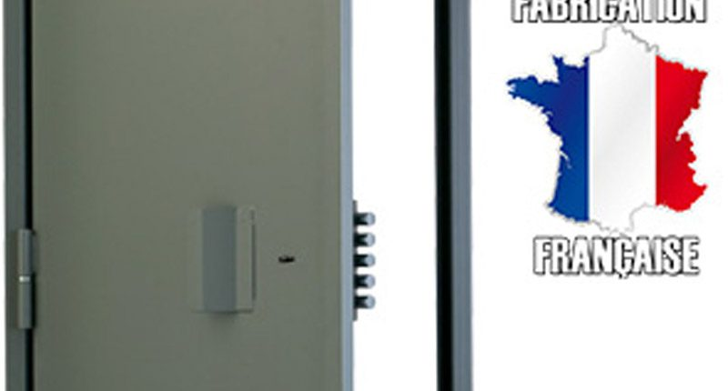 Porte Blinde Securystar  Home Garde Protection  Point Fort Fichet