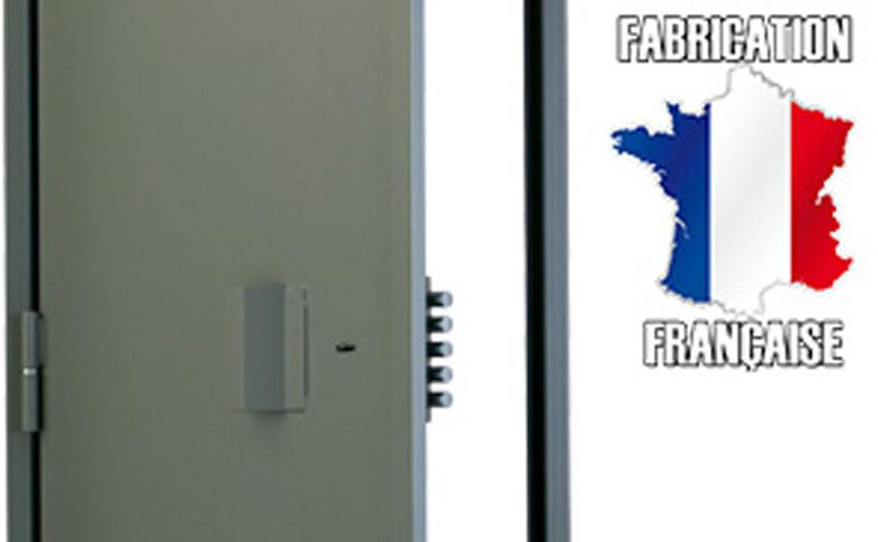 Porte Blindée De Cave Securystar à Paris