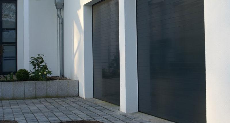 Porte de garage Fichet Carstyl