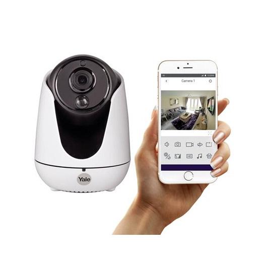 camera-wifi-yale-smart-living-Camera-IP-motorisee-720p
