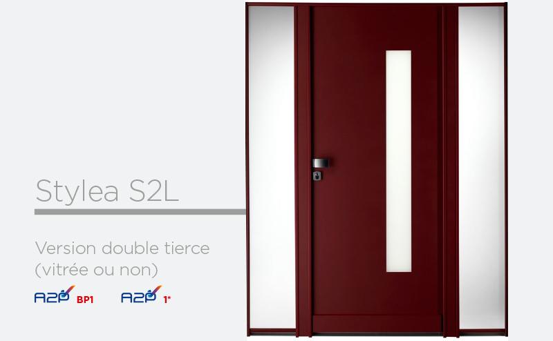 Porte blindée à Paris Fichet Stylea S2L