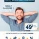 Votre alarme Daitem tout compris à partir de 49€ ttc/mois