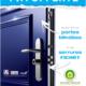 TVA offerte sur portes blindées Fichet et Serrures Fichet à Paris