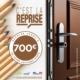 Jusqu'à 700 euros de reprise sur votre ancienne porte